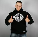 Bluza DM Trening Czyni Mistrza - czarna