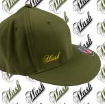 Fullcap HASH zielony