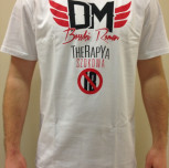 T-shirt TSDOL18 biały