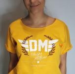 T-shirt/Tunika DM żółta