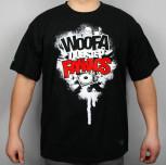 T-shirt WOOFA czarny
